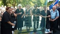 Otkriven spomenik poginulim policajcima iz Domovinskog rata