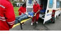 Nesretni radnik pao sa visine od četri metara