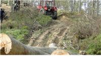 Iz traktora nestali akumulatori i gorivo