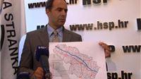 HSP: Treba izgraditi cestu koja će povezati sjeverozapadnu i istočnu Hrvatsku
