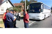 Autobus srušio i teško ozlijedio 84-godišnju staricu