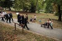 Otvoreni šetnica i park