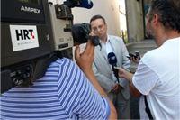 Virovitički pritisak na novinare tema današnje emisije Hrvatska uživo