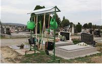 Uređeno virovitičko gradsko groblje