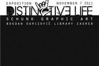 U knjižnici Bogdana Ogrizovića u Zagrebu nova izložba crteža i grafika Davora Šunka