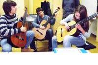 Gitaristi Jelena, Juraj i Domagoj treći u Hrvatskoj