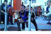 Željko Biondić novi je  prvak Hrvatske u Powerliftingu u kategoriji juniora do 82.5 kg