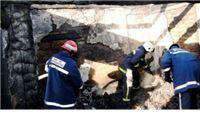 Muškarac izgorio u kućici u Čađavici