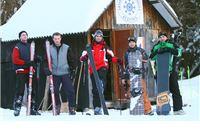 Započela snježna bajka na Tomincu
