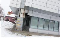 Štete od snijega na gradskim objektima