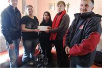 SDP se odazvao humanitarnoj akciji za obitelji Šerment