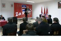 Osnivačka skupština HDSSB-a Čačinci
