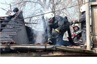 Požari suhe trave u Slavoniji sve bliže kućama