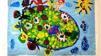 Izabrani najbolji radovi likovnog i literarnog rada na temu Djeca - čuvari prirode