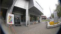 Gradska knjižnica i čitaonica: Frane Radak-izložba slika + Fotogalerija by Rudi Vanđija