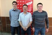 Osnovan ogranak SDP-a u Milanovcu