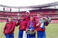 Arsenalova škola nogometa osvojila turnir u Londonu