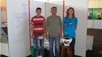 Učenici Industrijsko–obrtničke škole Virovitica na sajmu u Iloku osvojili srebrnu i brončanu medalju