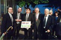 Na kraju mandata prijatelji pjesmom ispratili veleposlanika Makedonije Danča Markovskog