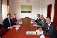 Razgovori o unapređenju gospodarske suradnje sa Srbijom