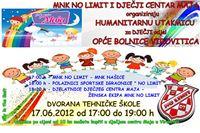 No Limit i dječiji centar Maja u humanitarnoj akciji za pomoć dječijem odjelu OB Virovitica