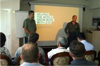 Predavanje o svjetskim iskustvima u navodnjavanja sistemom kap po kap