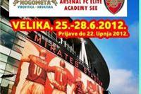 Počele prijave za Ljetni kamp Arsenalove škole nogometa