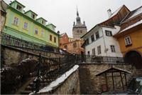 Transilvanija: Sighişoara – Drakula je rođen!
