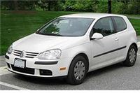 U Zagrebu ukraden VW Golf virovitičkih registracijskih oznaka