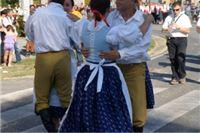 Virovitička Češka beseda na Žetvenim svečanostima u Končanici