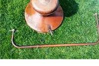 Kolekcionari bakrenih predmeta poskidali bakar sa rakijskog kotla u Slatini