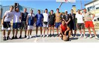 "U organizaciji košarkaškog kluba Basket Avlija odigran turnir ""tri na tri"""