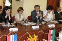 Odličje Grada Szentlorinca Milanu Vanđuri - nagrada za razvijanje međunarodnih odnosa