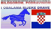 """""""Konjički maraton Bilogorom, Podravinom i obalama rijeke Drave"""""""
