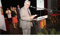 Charles Vercruysse proglašen Počasnim građaninom Grada Virovitice