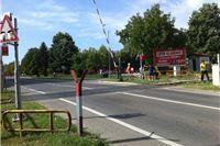 Nova signalizacija na pružnom prijelazu u Gajevoj