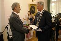 Vanđuri u Szentlorincu uručeno priznanje za razvoj međunarodnih odnosa