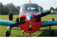 Mladić iz Voćina oštetio ultra laki zrakoplov