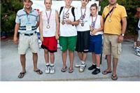 Tratinčice iz Čačinaca osvojile brončanu medalju na sportskim igrama mladih u Splitu