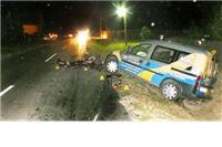 Motociklist (44) poginuo u naletu na kombi vozilo u Suhopolju