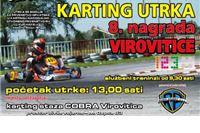 Karting utrka - 8. nagrada Virovitice