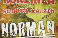 Grupa Norman - Grunge revival from Virovitica u Barcode caffeu