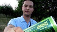 Bamboos – frankovka iz Orahovice, cola iz Njemačke, limenka iz Poljske, a puni se u Srbiji