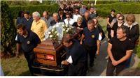 Posljednji ispračaj nesretno preminulog novinara