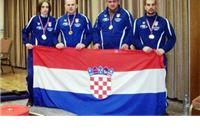 Virovitičani okosnica reprezentacije na Svjetskom prvenstvu u powerliftingu i benchpressu