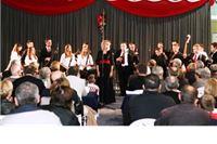 Tamburaški orkestar Rodoljuba nastupio u Ogulinu među tamburaškom elitom
