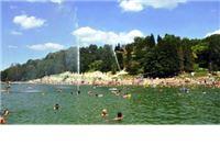 Orahovačko Jezero ima najbolju kopnenu plažu