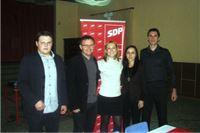 Izabrano novo rukovodstvo mladih Socijaldemokrata Virovitice
