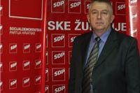 Damir Barić - SDP-ov kandidat za gradonačelnika Virovitice