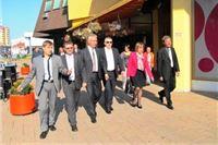 Ministar zdravlja Rajko Ostojić u šetnji Viroviticom